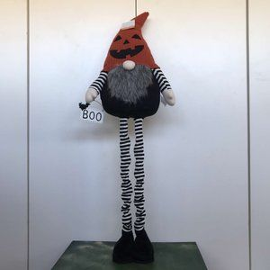 Halloween Adjustable Height Boo Gnome